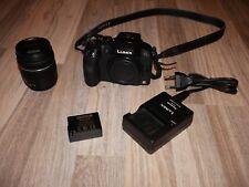 Panasonic LUMIX DMC-G6 16.1 MP Systemkamera - Schwarz - mit 14-42 Kit-Objektiv