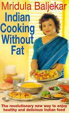 Indian Cooking without Fat, Mridula Baljekar Recipe Book