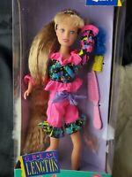 RARE Vintage Great Lengths Kelsey Doll Barbie XXLong Blonde Hair Doll NRFB Retro