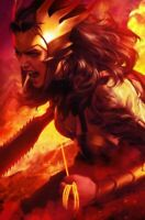 DARK NIGHTS DEATH METAL 1 2020 Artgerm Lau Wonder Woman Variant NM 5/13 Ship