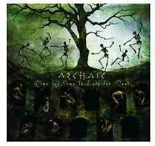 Archaic - Time Has Come to Envy the Dead (2009) FREEPOST CD