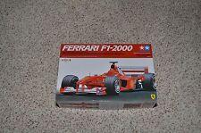 1/20 Tamiya Ferrari F1-2000 Michael Schumacher