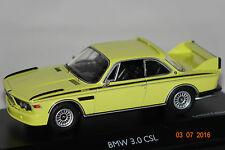 BMW 3,0 CSL gelb 1:43 Schuco neu & OVP 2190