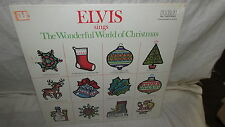 ELVIS PRESLEY RCA LP ANL 1-1936 THE WONDERFUL WORLD OF CHRISTMAS SEALED