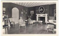 Buckinghamshire; Drawing Room, Hughenden Manor RP PPC Unposted, c 1960's