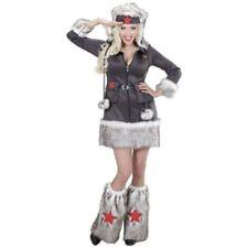 Costumi e travestimenti grigio Widmann per carnevale e teatro da donna