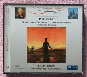 Haydn - The Creation [SACD] Ivor Bolton
