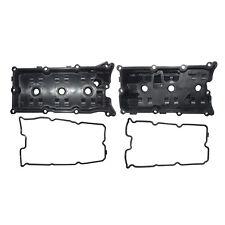 2PCS Valve Engine Cover L+R For Nissan 350Z 6 Cylinder Infiniti G35 3.5L03-07