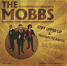 MOBBS-STIFF UPPER LIP CD(MOBB)SIGNED by BAND