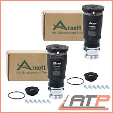 2X ARNOTT AIR SUSPENSION LEVEL CONTROL FRONT AUDI A6 4B C5 ALLROAD 00-05