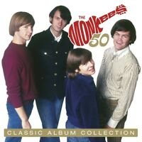 THE MONKEES - COMPLETE ALBUM COLLECTION CLAMSHELL-BOX 10 CD NEW+