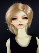 WIG-MINI SUPER DOLLFIE BJD HUJOO BJ Golden Strawberry