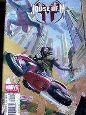 House Of M n°3 2005 ed. Marvel Comics