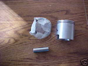 Polaris snowmobile piston