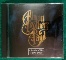 The Allman Brothers Band a dacade of hits 1969-1979 CD (a16)