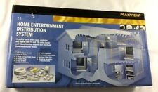 Maxview Home Entertainment Distribution System - Analogue Digital Booster Kit