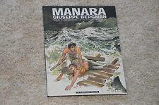 BD Giuseppe Bergman tome 9 : l'Odyssée - Manara / EO VF