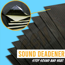 Sound Deadener BLACK KaladinTHICKER vs Pingjing vs Dynamat, big sheets