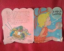 IO SONO LA BAMBOLA-LIBRETTO PER BAMBINI-1949-MONDADORI