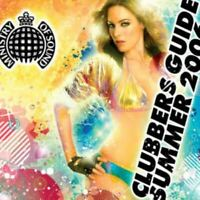 CLUBBERS GUIDE SUMMER 2006 various (2X CD, mixed) house, ministry of sound, 2006