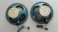 """Knight KN815A KN-815A 15"""" 16ohms High Fidelity Speaker - A matched pair"""