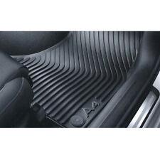 Genuine Audi A4 8K B8 2011 2012 2013 2014 Front Rubber Carpet Floor Mats