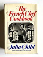 1968 Julia Child The French Chef Cookbook HCDJ