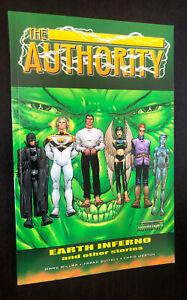 AUTHORITY Volume 3 TPB (Wildstorm) -- Earth Inferno -- Mark Millar -- OOP