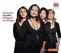 VOCAME - INSPIRATION  CD NEU BINGEN,HILDEGARD VON