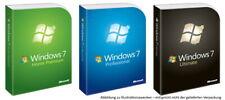 Microsoft Windows 7 Home Premium, Professional Ultimate 32 / 64-bit SP1 Download