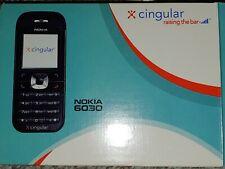 Nokia 6030 - Black (At&T/Cingular) Cellular Phone
