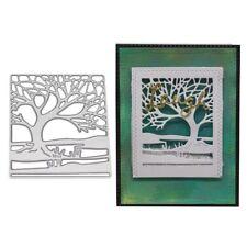 Trees DIY Cutting Dies Stencil Scrapbooking Album Paper Card Embossing Craft