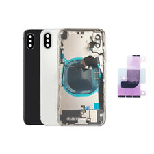 Housing Back Battery Cover Replacement for iPhone X With Installed Parts