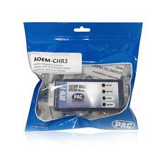 PAC AOEM-CHR3 Radio Amplifier Integration Interface for Chrysler Dodge Jeep