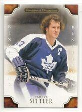 2011-12 Parkhurst Champions - #148 - Darryl Sittler - Toronto Maple Leafs