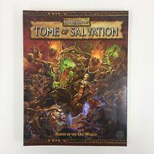 Juegos taller Warhammer Fantasy Gaceta wfrp Tomé de salvación Softback