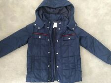 Gucci Boys Navy Windbreaker Hooded Jacket Age 6 - Great Condition