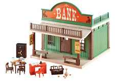 Playmobil 6478 Western Bank mint in Box Gift for collectors wild west
