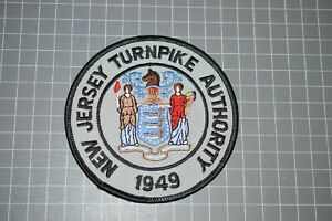 New Jersey Turnpike Authority Patch (B17-A5)