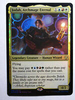 Jodah, Archmage Eternal Foil DOM Dominaria      Mtg Magic (Mint-Nm)