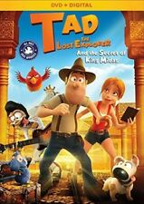 Tad, The Lost Explorer And The Secret Of King Midas [New DVD] Ac-3/Dolby Digit