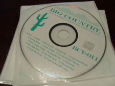 BIG COUNTRY KARAOKE BCY-011 TODAYS BIGGEST COUNTRY & AMERICANA HITS CD+G 16 TRX