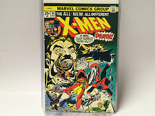 (UNCANNY) X-MEN #94 Marvel Comics 1975 FN+ New X-Men Begins 2nd Storm, Nightcraw