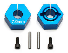 New Team Associated B6 T5M SC5M Wheel Clamping Hex 7.0 mm 91610