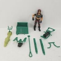 Swamp Skier w/ Zartan 1984 ARAH GI Joe Cobra Vintage Action Figure