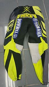 MOTOCROSS COLLECTOR PANTS WESTON PEICK RIDING PANTS GREAT HOLIDAY GIFT FLY SZ 34