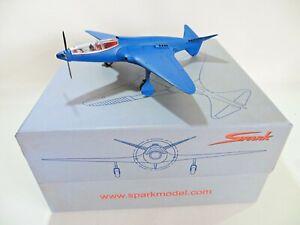 SPARK S2300 'DE MONGE BUGATTI AIRPLANE / PLANE' 1:43. MIB/BOXED. RARE.