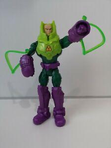 "RARE DC COMICS JUSTICE LEAGUE TOTAL HEROES LEX LUTHER ACTION FIGURE 7"" MATTEL"