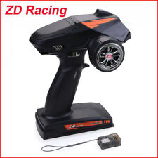 ZD Racing 4CH 2.4GHz Transmitter Remote Control Fit For RC Car With Receiver