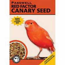 Passwell Red Factor Canary Seed